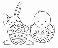 15 easter colouring in pages the organised
