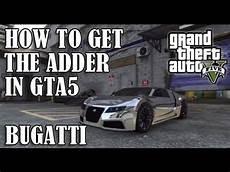 How To Find Bugatti In Gta 5 by Gta 5 Secret Car Location Where To Find The Bugatti