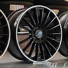 Mercedes 19 In Jantes Alu Classe C W204 W205 A B