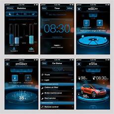 bmw connecteddrive apps interface redesign 183 issue 43 183 openvehicles open vehicle android 183 github