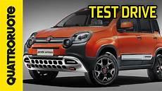Fiat Panda 4x4 2014 Test Drive