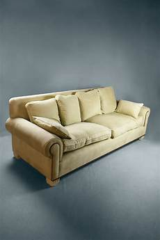 alcantara sofa large beige alcantara sofa 4 large cushions 2 arm