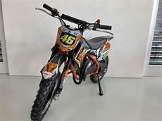 kinder pocket bike benzin 49ccm