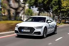 Audi A7 Sportback 2018 Test Die Verborgenen Talente