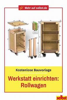 Werkstatt Einrichten Werkbank Selber Bauen Bauanleitung