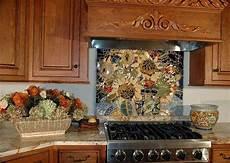 Mosaic Tile Ideas For Kitchen Backsplashes Grapes Mosaic Tile Medallion Kitchen Backsplash Mural