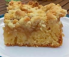 Apfelblechkuchen Mit Streusel - apfelkuchen mit streuseln rezept mit bild