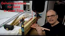 verstecke im haus bauen ein geheimversteck f 252 r gold oder geld in der t 252 re selber