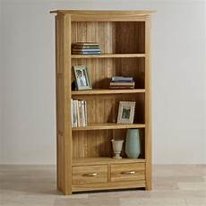 tokyo natural solid oak bookcase living room furniture