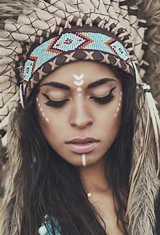 1001 Bonnes Id 233 Es Pour Le Maquillage Indienne Carnaval