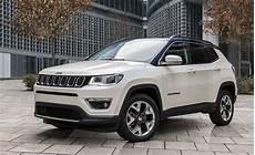 jeep compass opening edition und preise vorgestellt