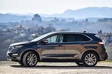 drive co uk ford edge vignale a premium suv review