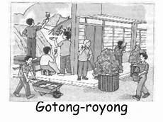 Gotong Royong Kssr Bm Tahun 1