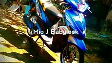 Babylook Mio J by Til Kece Dengan Modifikasi Mio J Babylook Thailook