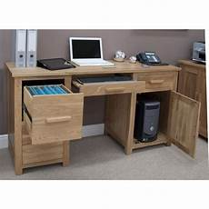 ebay home office furniture boston solid oak home office furniture large desk and