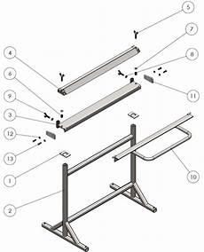 an easy to follow step by step tutorial building sheet metal brakes sheet metal brake