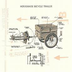 make a bike trailer the vintage collection