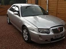 2004 rover 75 connoisseur for sale car and classic