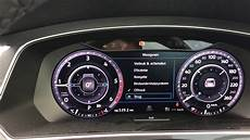 Active Info Display Tiguan - active info display vw tiguan 2017