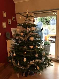 Weihnachtsbaum Deko Wohnzimmer Dekoration Wohnung