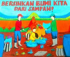 Inspirasi Suci Ariesta Poster Cinta Lingkungan