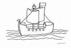 Malvorlage Schiff Einfach Piratenschiff Malvorlage Studio Design Gallery