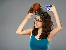 a guide to cut your own hair go for it girls