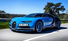 The 2018 Bugatti Chiron Weapon Of Mass Attraction