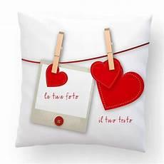 cuscino san valentino cuscino san valentino con foto 40x40cm regali ste