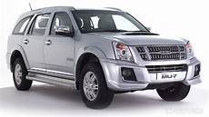 isuzu mu 7 manual version may have been discontinued carwale