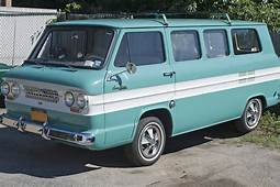 Top 5 Chevy Vans Of All Time 1 1961–1965 Corvair