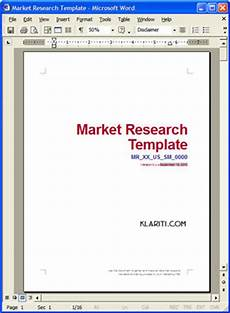 market research questionnaire template word market research template ms word and excel downloads
