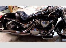 """Honda VTX 1300 aka """"Black Betty""""   YouTube"""