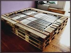 Europaletten Bett 160x200 - ausgezeichnet paletten bett 140 215 200 palettenbett holzbett