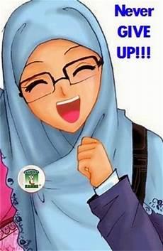 Kumpulan Gambar Dan Foto Gambar Kartun Wanita Muslimah Comel