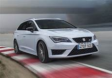 2015 Seat St Cupra Front Photo Pearl White Color