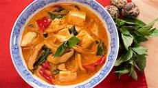 thai curry rot vegan thai curry recipe แกงเผ ดม งสว ร ต thai