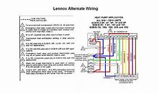 i need help wiring a lennox 65f9801 to a honeywell rth2410b1019 the unit is an electric heat
