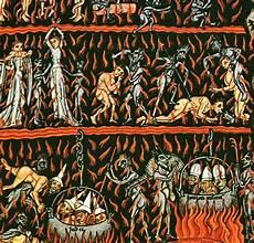 Gambaran Neraka Menurut 7 Agama Yang Berbeda Kehidupan