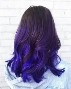 lila blaue haare 1001 ideen f 252 r trendy lila haare farbgestaltungen und