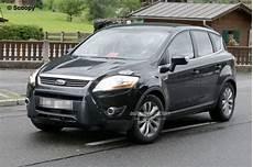 ford kuga 2011 87810 spyshots 2011 ford kuga facelift autoevolution