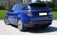 For Sale Land Rover Range Rover Sport V8 Svr 2016