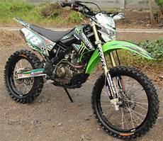 Harga Motor Modifikasi by Daftar Harga Pasaran Motor Kawasaki Klx 150 S Bekas Dijual