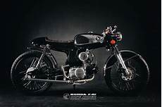 Cafe Racer Honda S90 honda s90 cafe racer by fernando casado bikebound