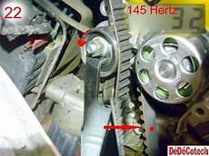 courroie de distribution clio 2 1 2 essence sur les