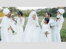 Hijabi Brides Wedding Dress Inspiration   POPSUGAR Fashion