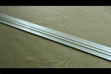 kratzer aus aluminium entfernen