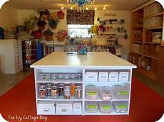 garage craft room ideas craftaholics anonymous 174 craft room tour at the