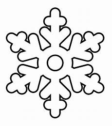snowflake drawing simple at getdrawings free