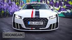 Hoonigan Dt 147 Audi Tt Clubsport Biturbo 600hp Awd